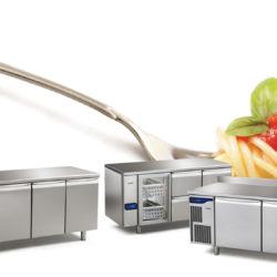 Tavolo refrigerato Professional